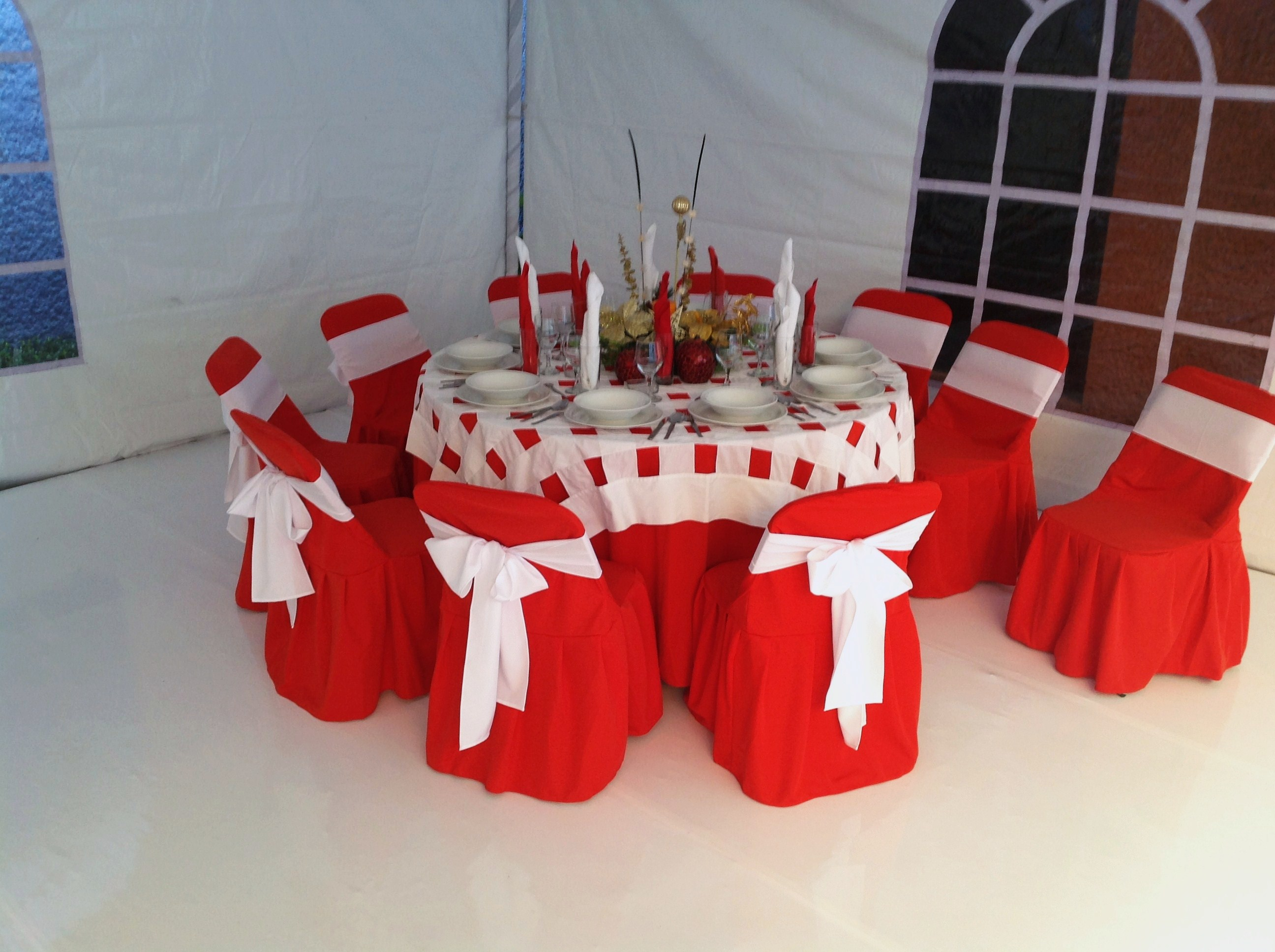 Manteles para mesas redondas manteles para mesas for Manteles mesas grandes